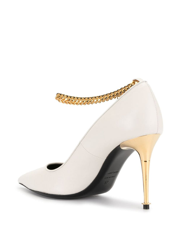 TOM FORD Chain Link Detailed Pumps