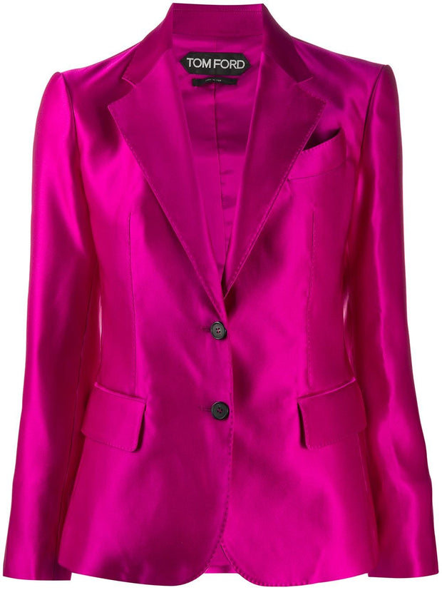 TOM FORD Sateen Blazer