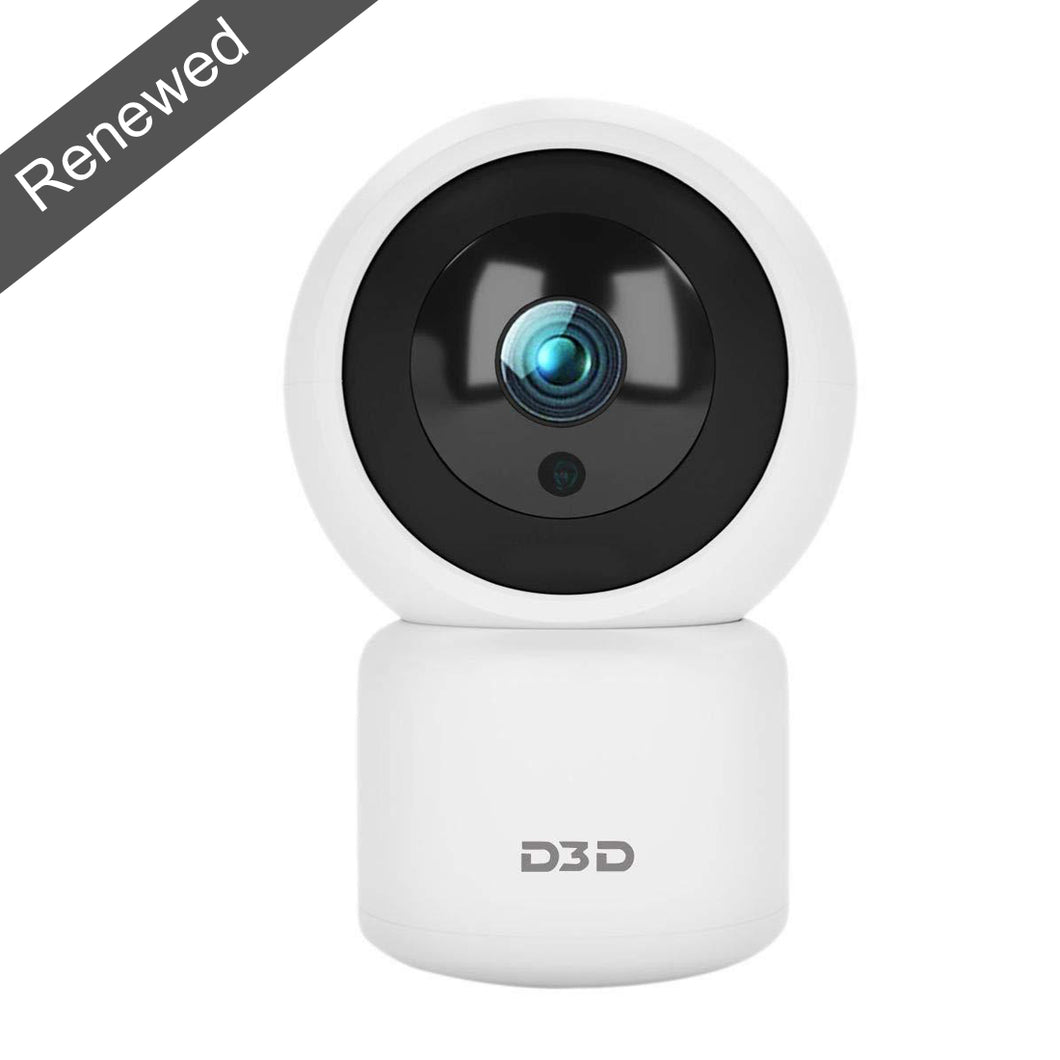 Re-Newed D3D 1080P WiFi Home Security CCTV Camera