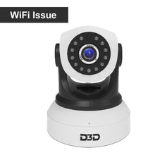 Load image into Gallery viewer, D3D Re-Furbished 2MP WiFi Home Security CCTV Camera Support SD Card & Mobile View