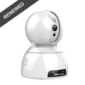 D3D LittleLF 1080P WiFi Home Security Camera with Emergency Call Button