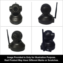 Load image into Gallery viewer, D3D Re-Refurbish D8801 HD 1080P WiFi Home Security Camera PTZ 360 (Black)