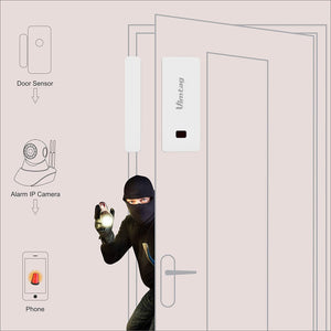 VIMTAG home security EDCI Door Sensor