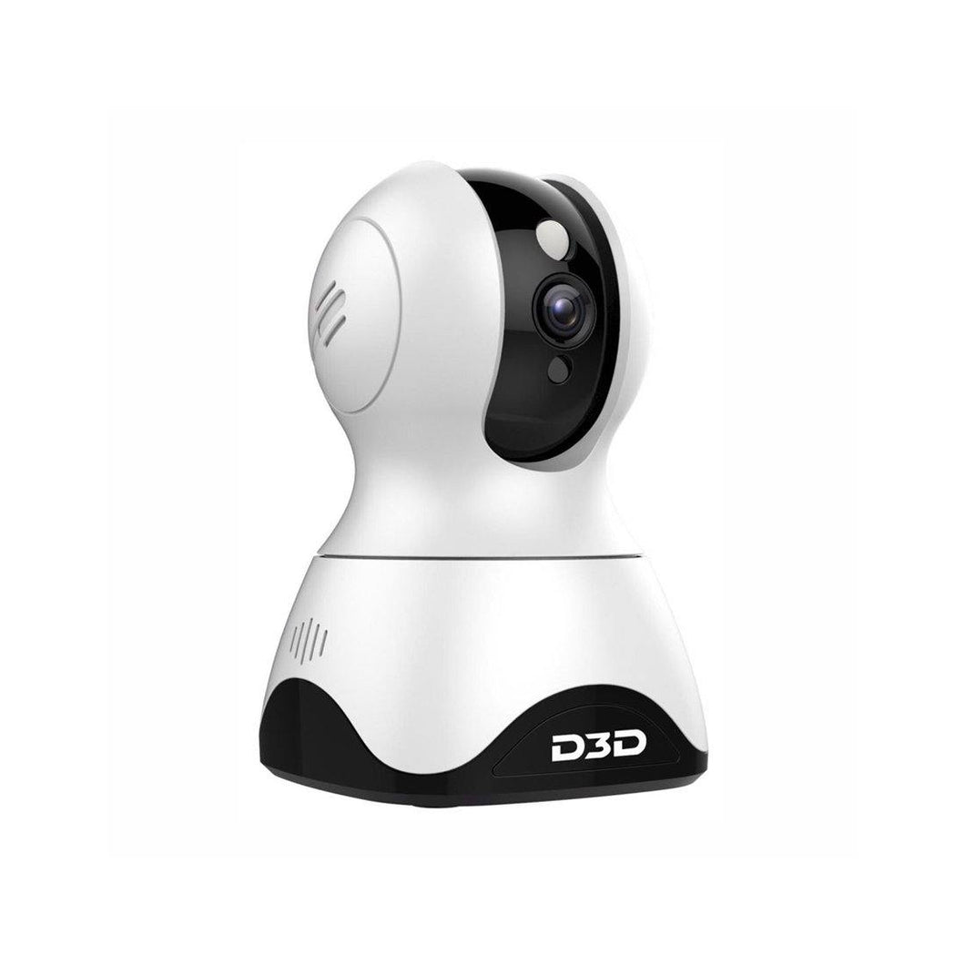 D3D Alexa Support 2MP WiFi Home Security CCTV Camera with Cloud Storage_F1362C