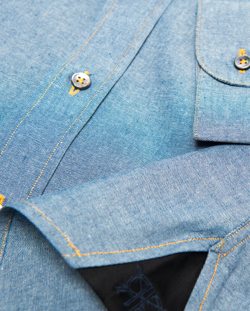 Tailored - Blue Denim