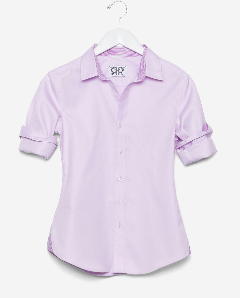 Tailored - Lavender Oxford