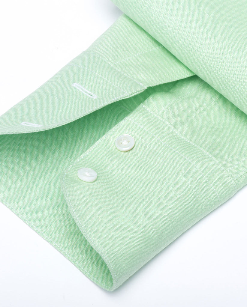 Tailored - Sea Green Linen