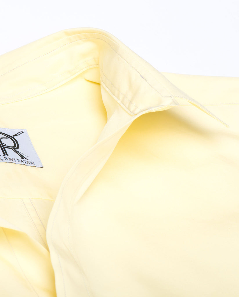 Tailored - Yellow Broadcloth