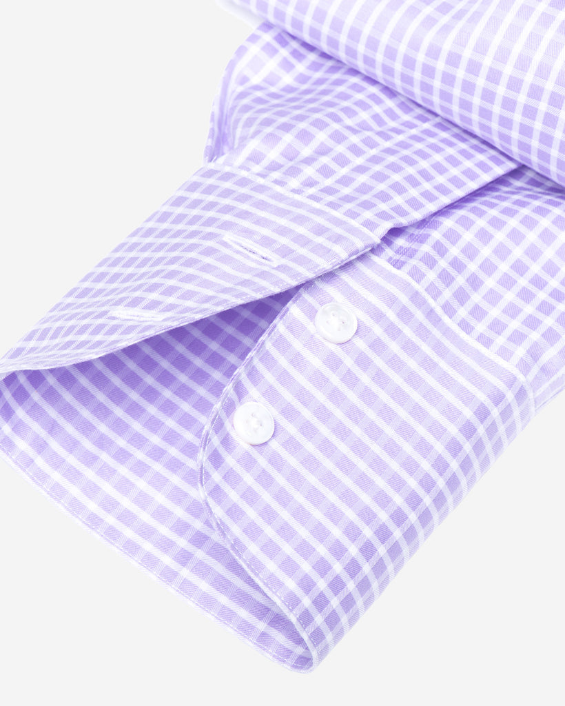 Tailored - Lavender Check