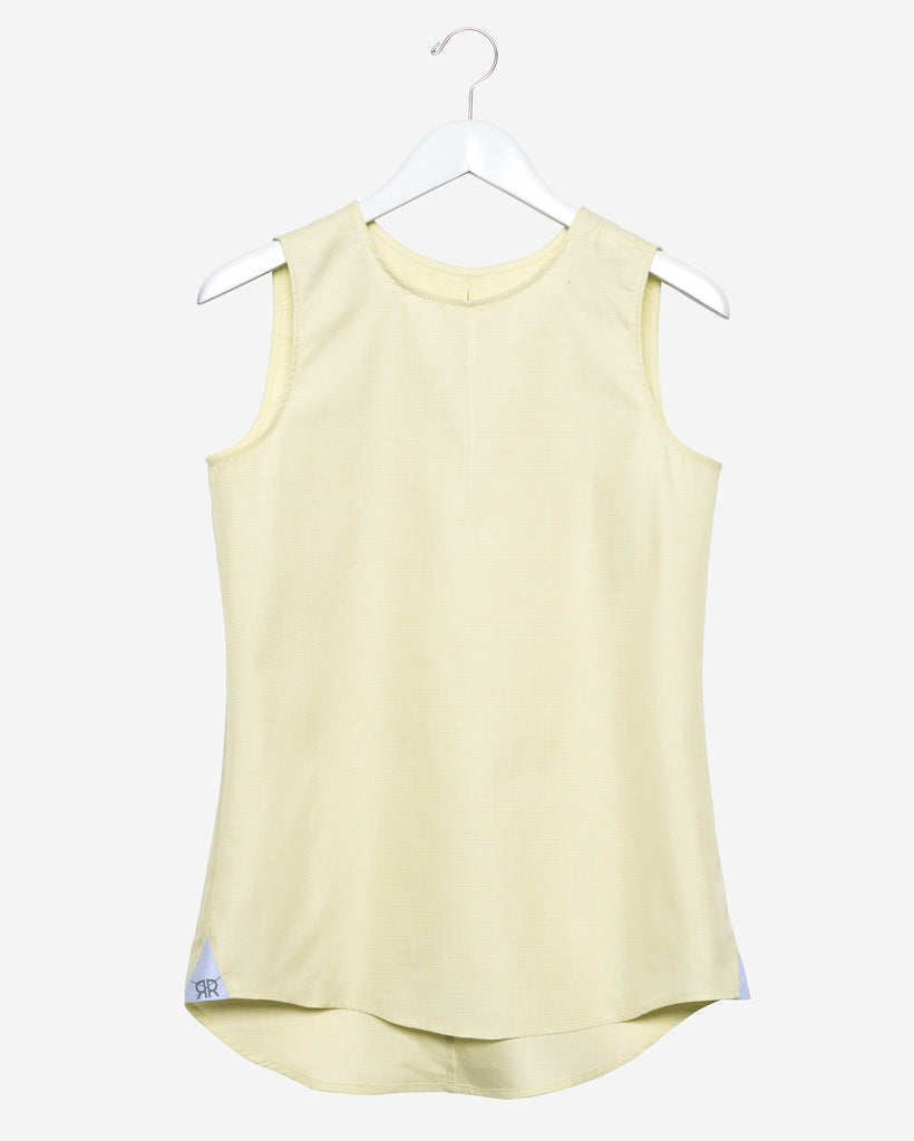 Sleeveless - Lime Prince of Wales