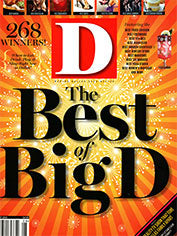 D Magazine Best of Big D Screenshot