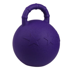 11 inch Horse Toy Game Ball with Fruit Scent Horse Training Playing Tool for Juggling Game Playing Farm Livestock Care