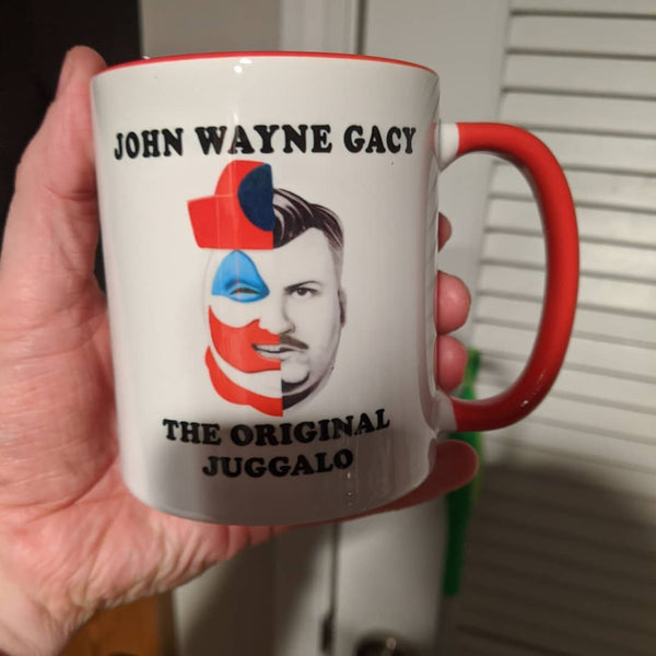John Wayne Gacy, The Original Juggalo Accent Mug