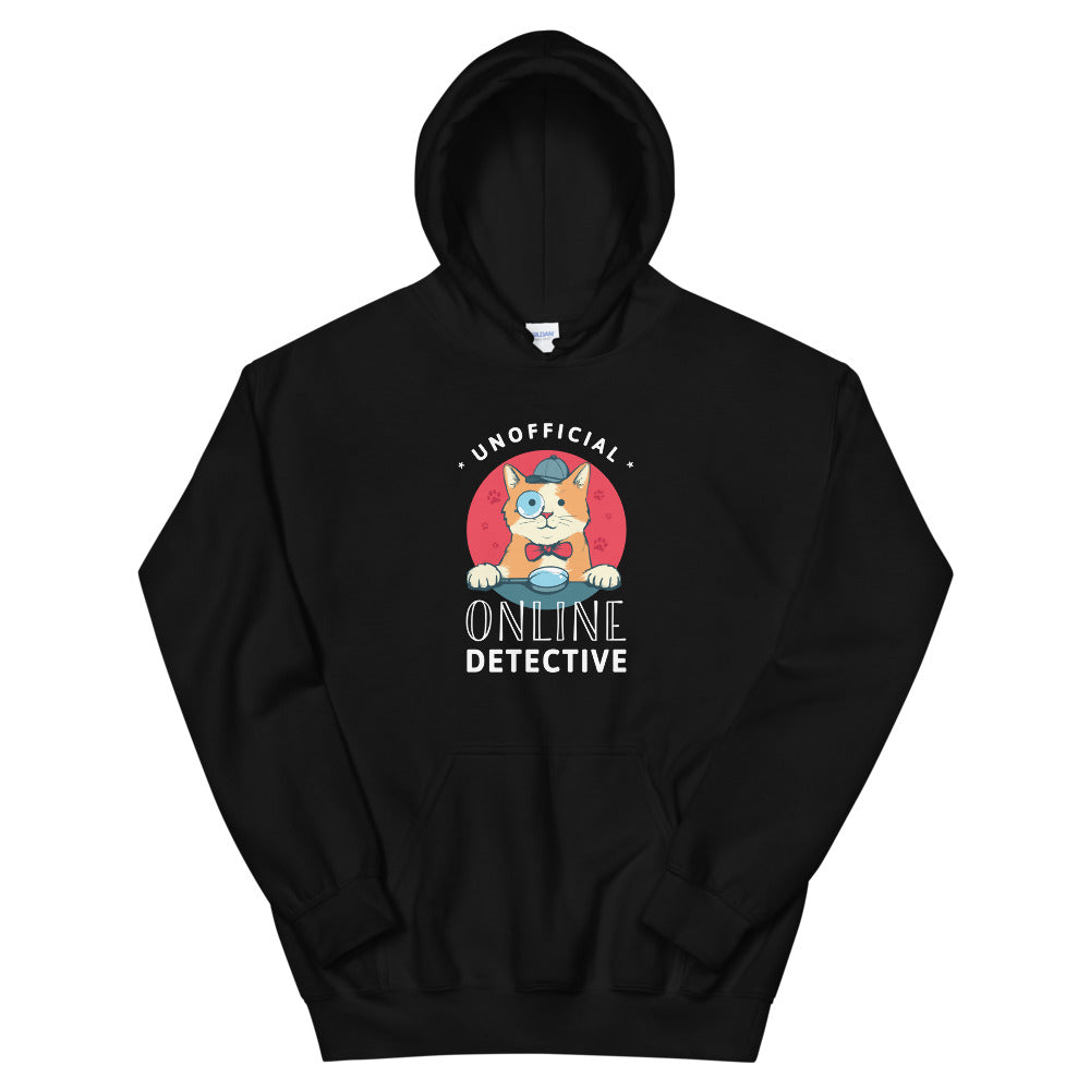 Unofficial Online Detective Hoodie (CAT EDITION)