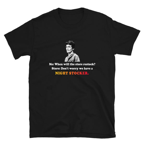 Richard Ramirez The Night Stalker T-Shirt
