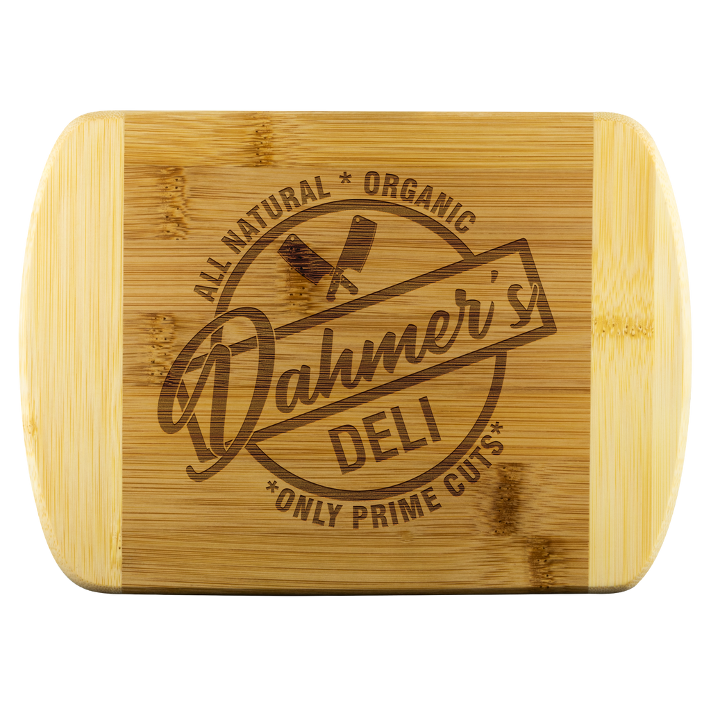Jeffery Dahmer Deli Cutting Board