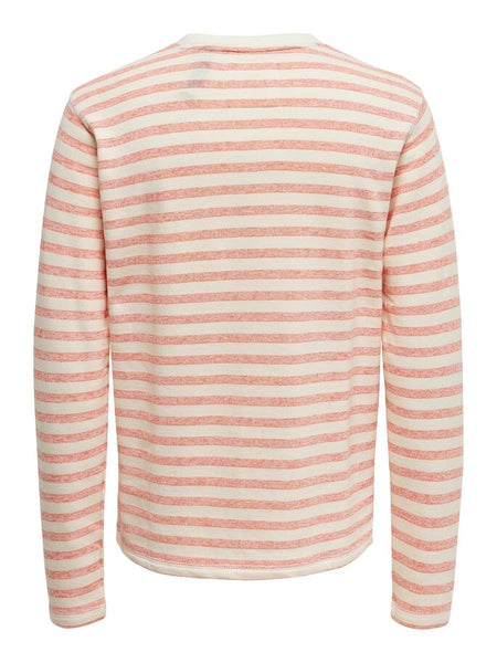 OS | CHAI SWEAT HOT CORAL