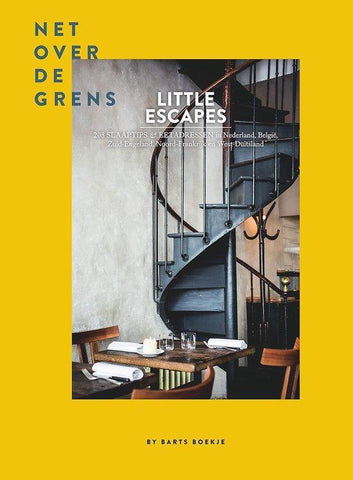 BOEK | LITTLE ESCAPES NET OVER DE GRENS