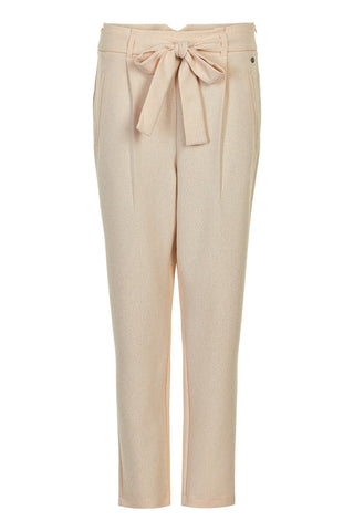 NUMPH | NUAMBELIN CR PANTS - BEIGE