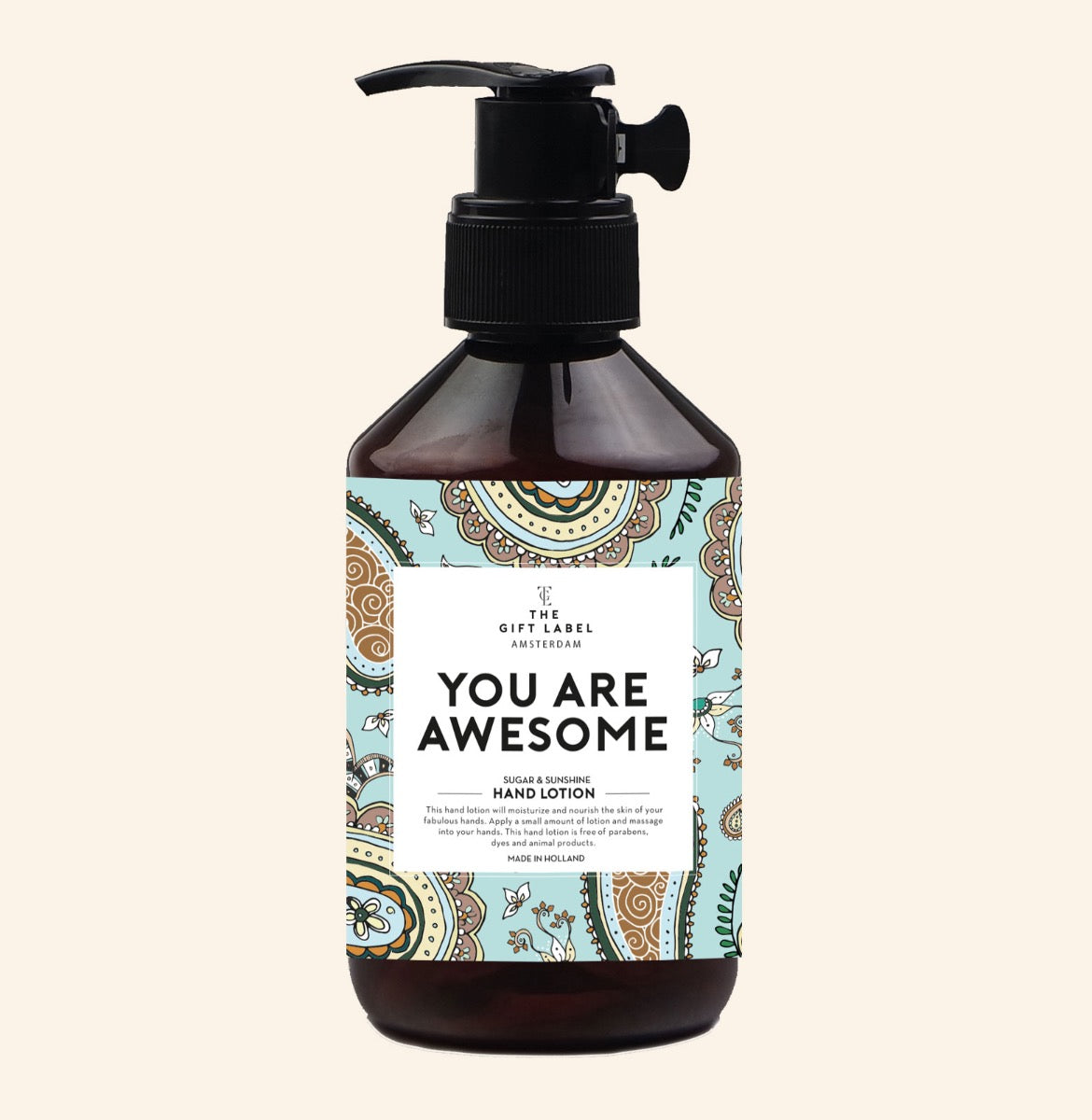 TGL | HAND LOTION YOU ARE AWESOME