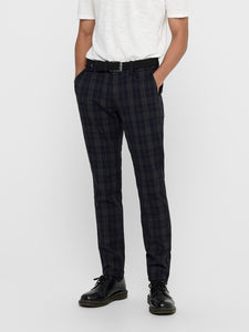 OS | MARK PANTS CHECK DT 7046