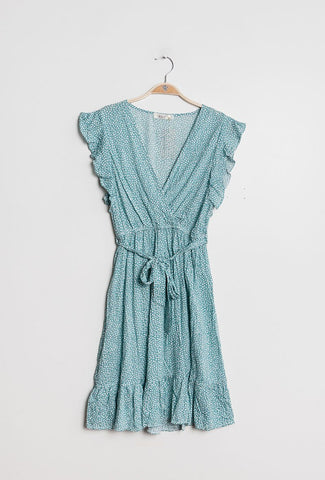 ROSA DRESS - LIGHT BLUE