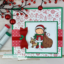 Load image into Gallery viewer, 'Santa Boy' Christmas Digital Stamp