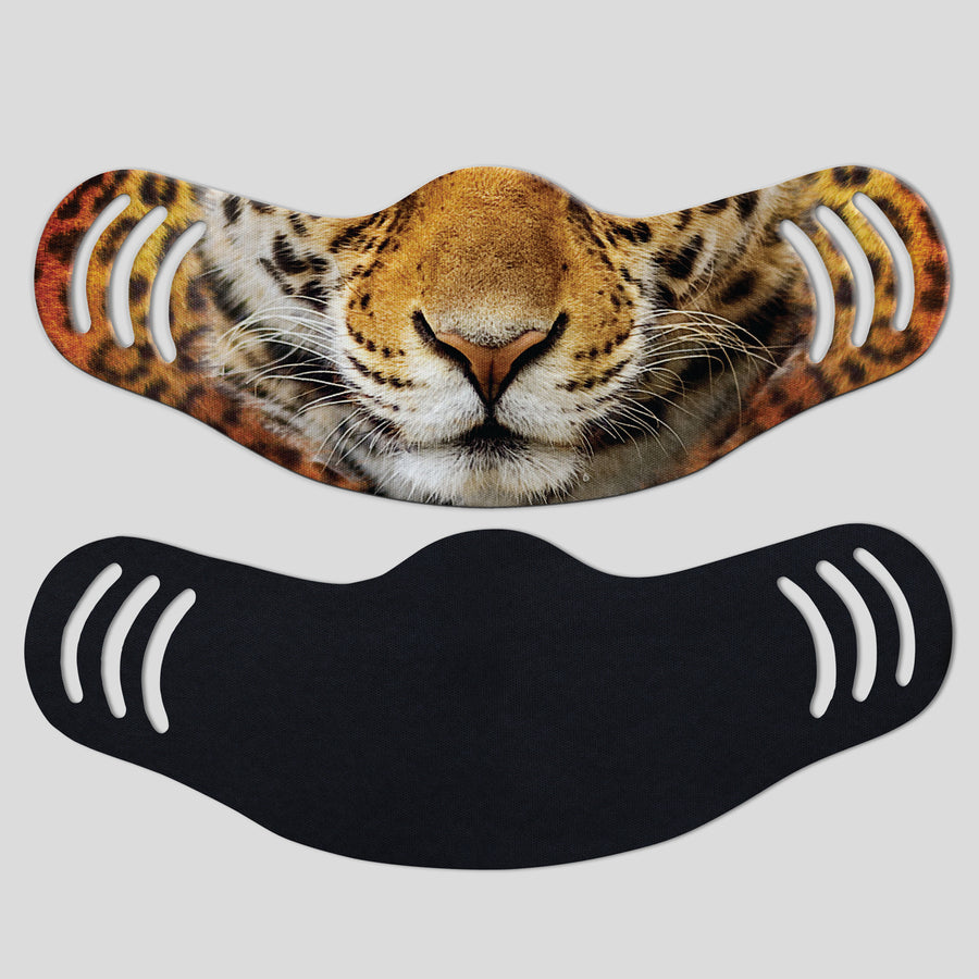 Tiger Face (Boomerang)