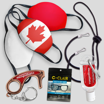 Adult Mask Kit - Canadian