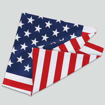 USA - Flag (Neck Gaiter)