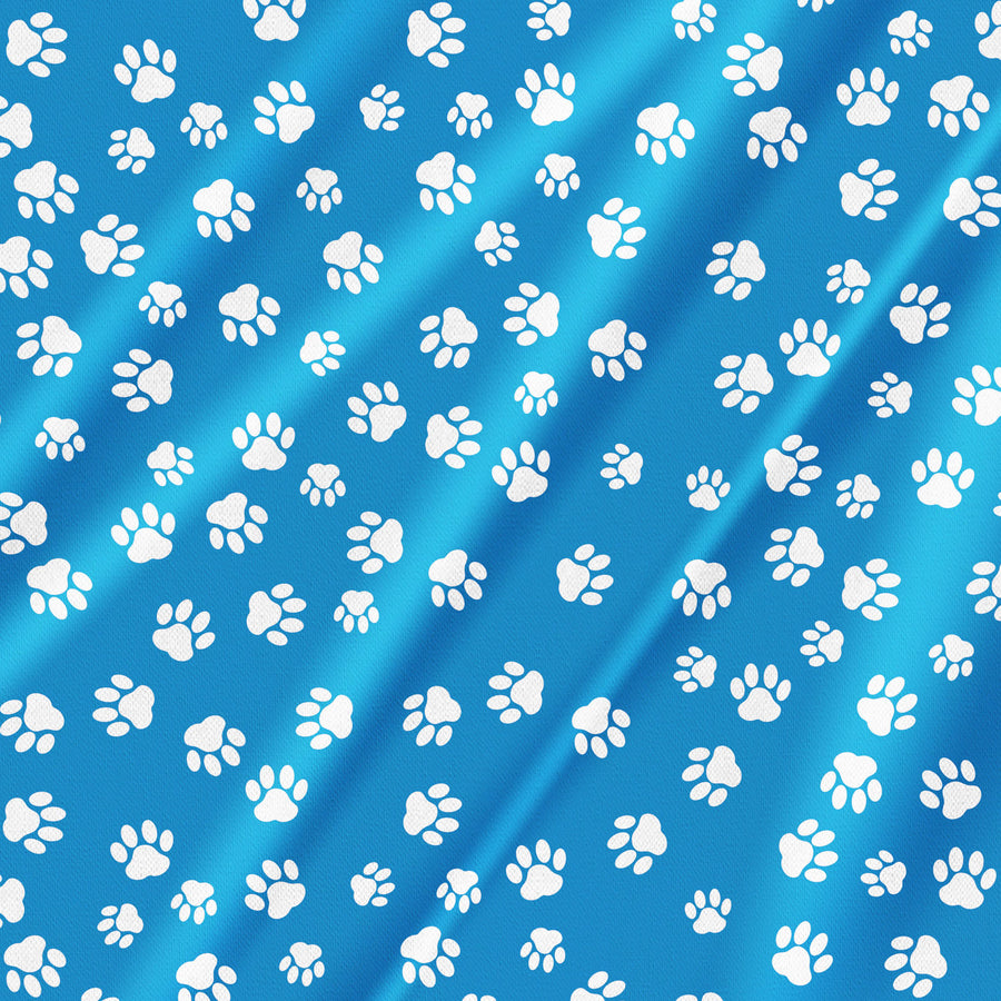 Dog Paw Prints (Neck Gaiter)