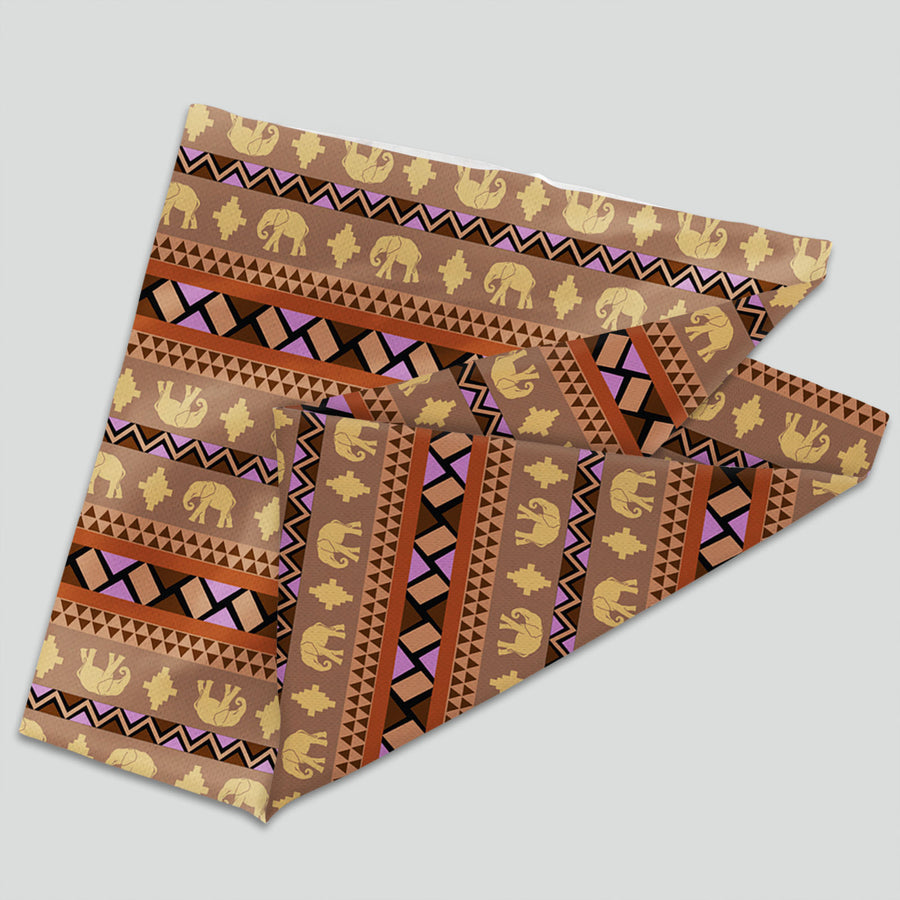 Elephants (Neck Gaiter)