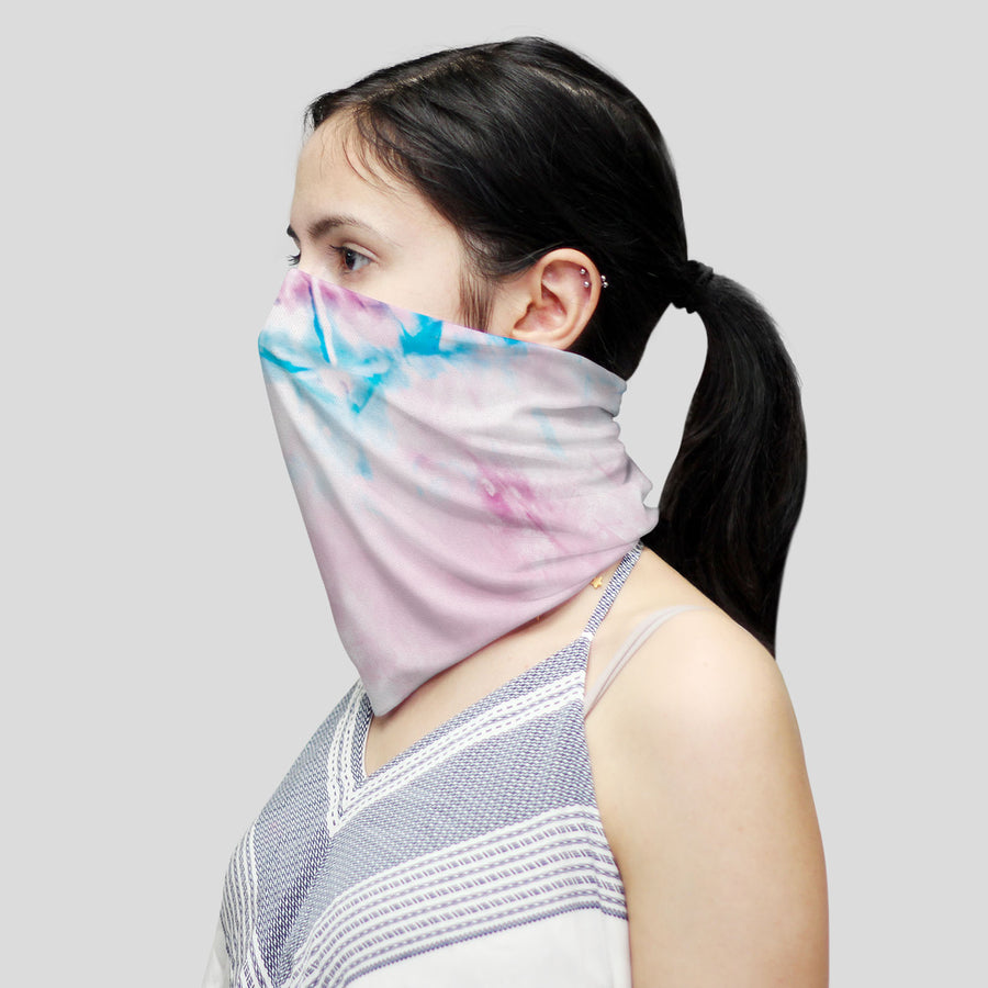 Tie-Dye Cotton Candy (Neck Gaiter)