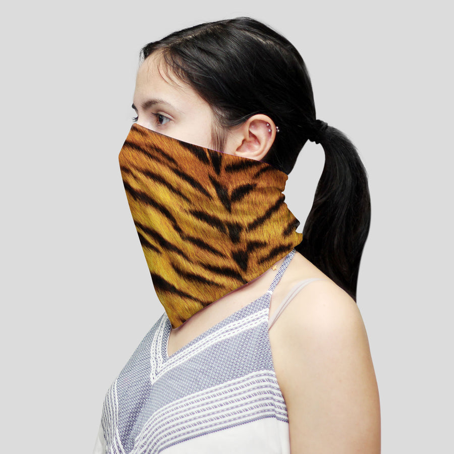 Tiger Pattern (Neck Gaiter)