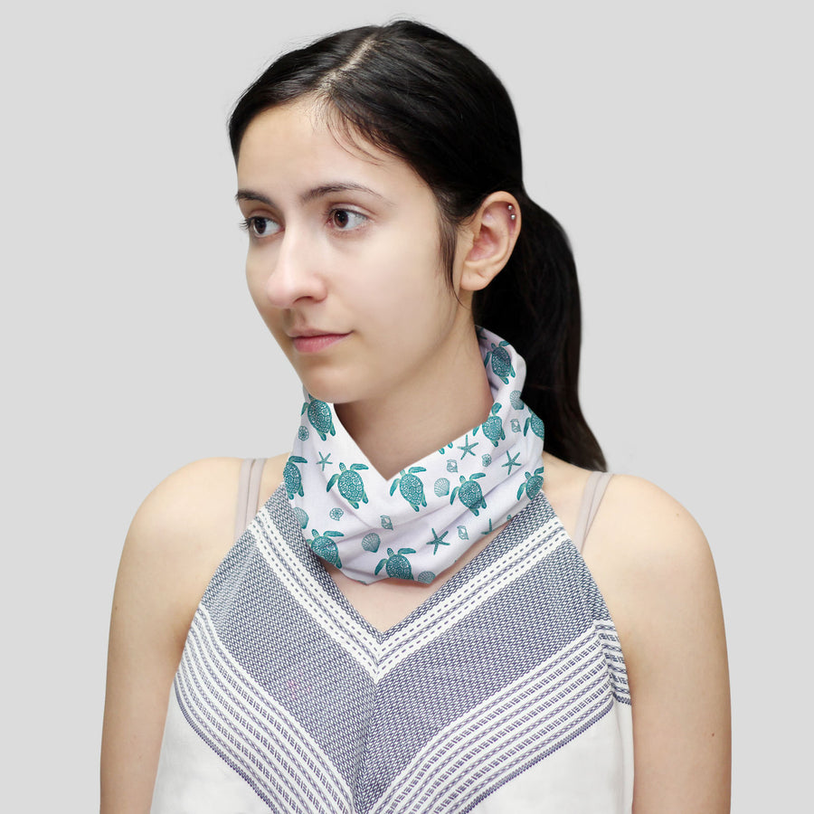 Turtles (Neck Gaiter)