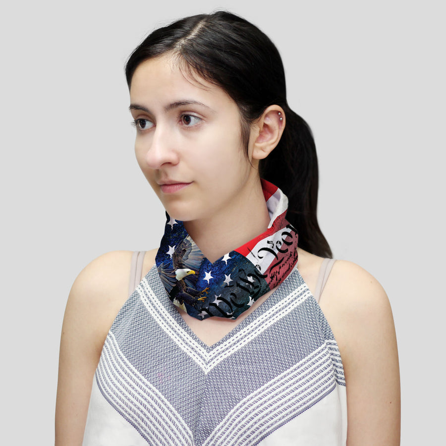 We The People (Neck Gaiter)