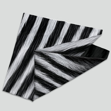 Zebra Pattern (Neck Gaiter)