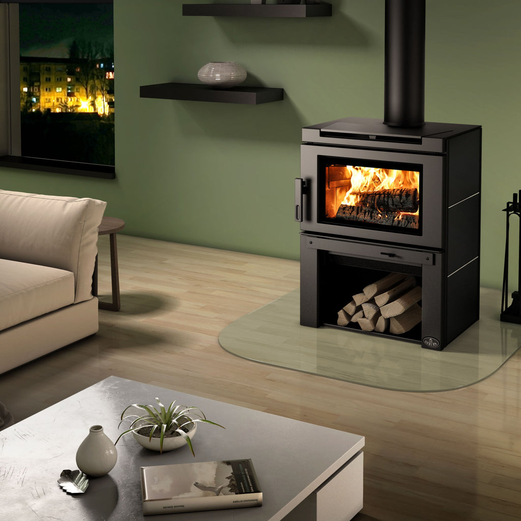 Matrix Wood Stove