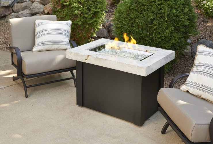 PROVIDENCE Gas Fire Pit Table Collection (Multiple Colours)