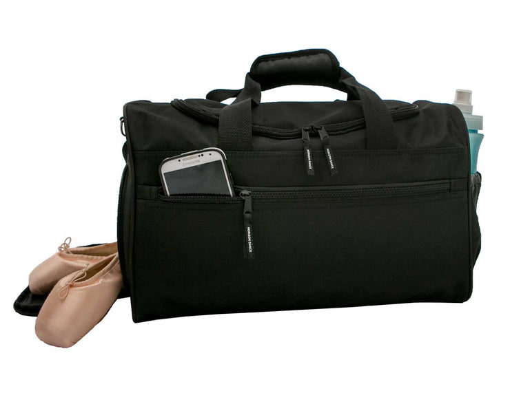 Horizon Dance 1859 Team Solid Black Large Duffel Bag