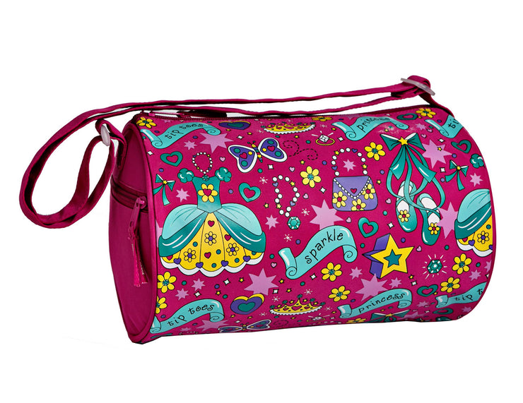 Horizon Dance 2262 Princess Dance Bag for Little Girls