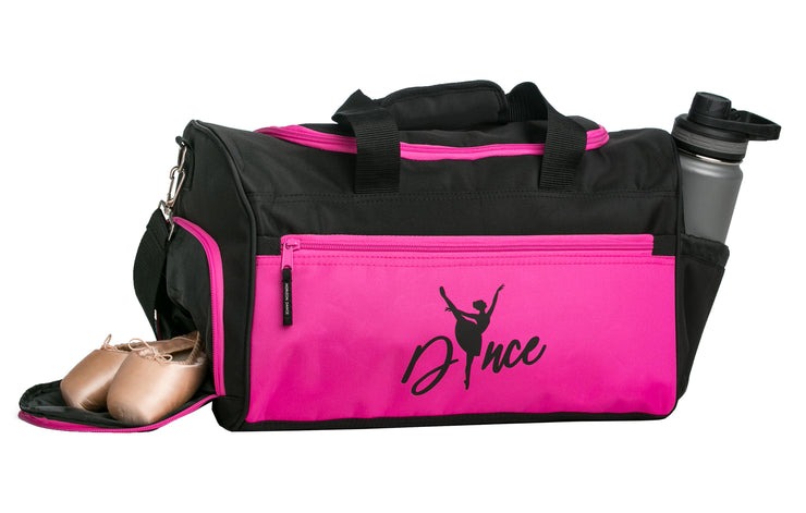 Horizon Dance 5228 Evelyn Gear Duffel Bag with Shoe Compartment