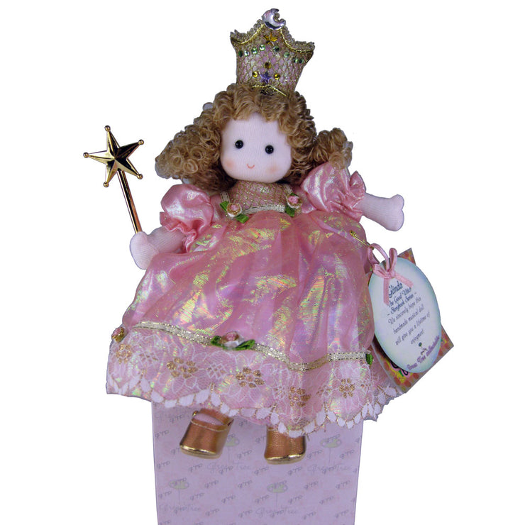 Glinda The Good Witch Wizard of Oz Collectible Musical Doll