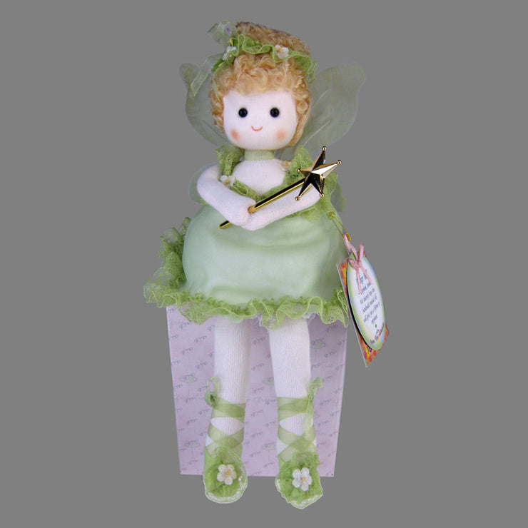 Tinker Bell (Peter Pan) Collectible Musical Doll