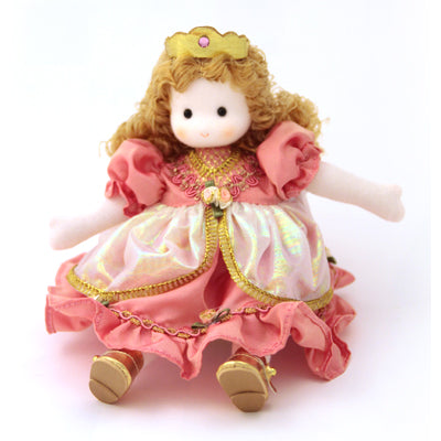 Sleeping Beauty Princess Collectible Musical Doll