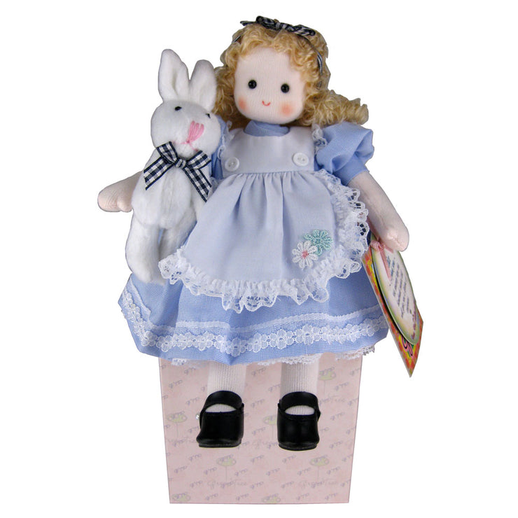 Alice in Wonderland Collectible Musical Doll