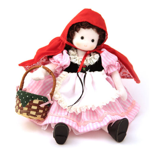Little Red Riding Hood Collectible Musical Doll