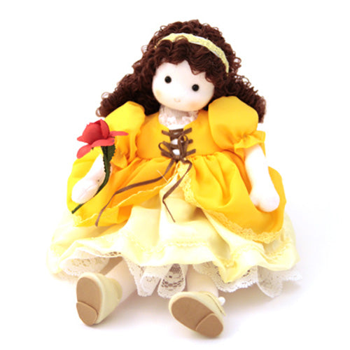 Belle Collectible Musical Doll