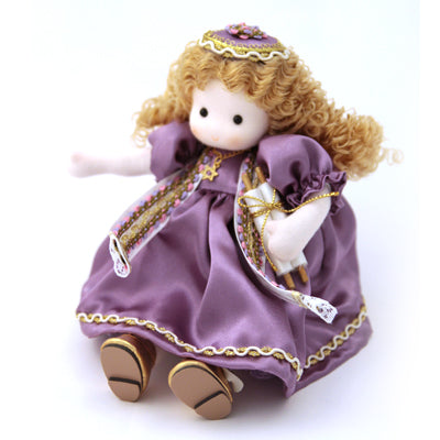 Bat Mitzvah Collectible Musical Doll