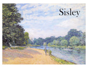 Alfred Sisley Impressionist Landscape Paintings Note Cards Boxed Set